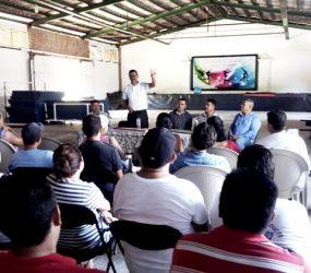 Vecinos de San Pancho se Informan sobre Sistema Penal Acusatorio