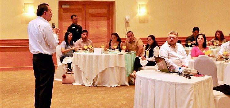 Confianza, facilidades y agenda común con empresarios: Jaime Cuevas