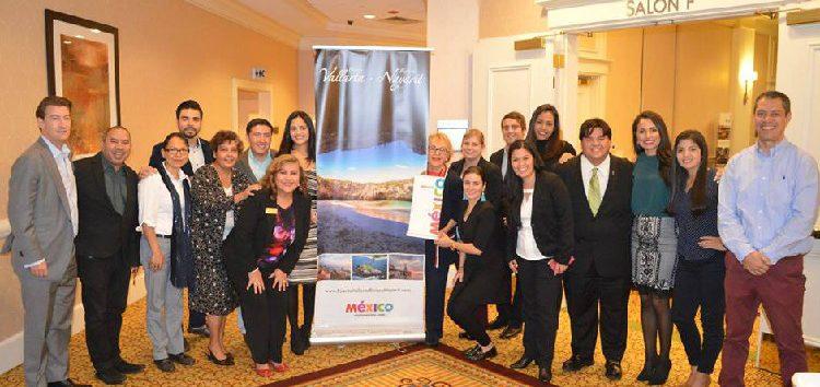 Riviera Nayarit refuerza promoción en la Costa Este de EU para el Invierno