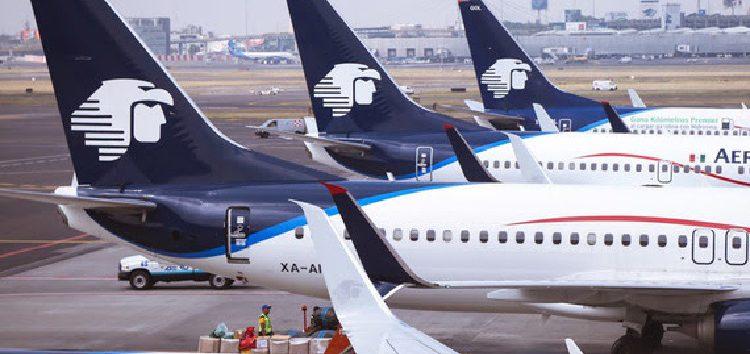 Aeroméxico retoma vuelo de pernocta a Puerto Vallarta