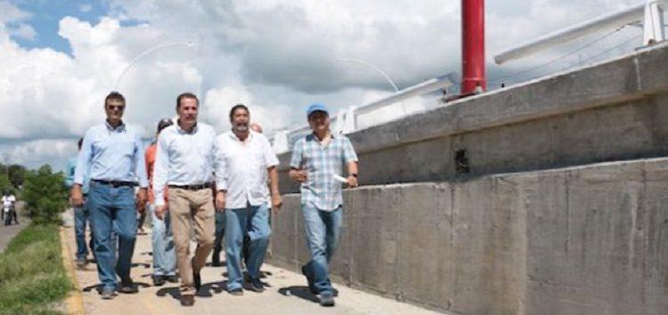 Recibe Jaime Cuevas a Secretario de Obras Públicas de Nayarit