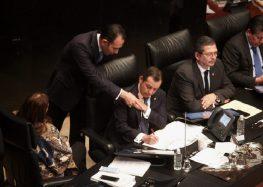 """El Senado elimina """"candado"""" para designar a titular de la FEPADE"""