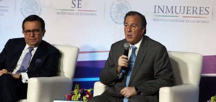 México está dispuesto a aceptar la cláusula de caducidad del TLCAN
