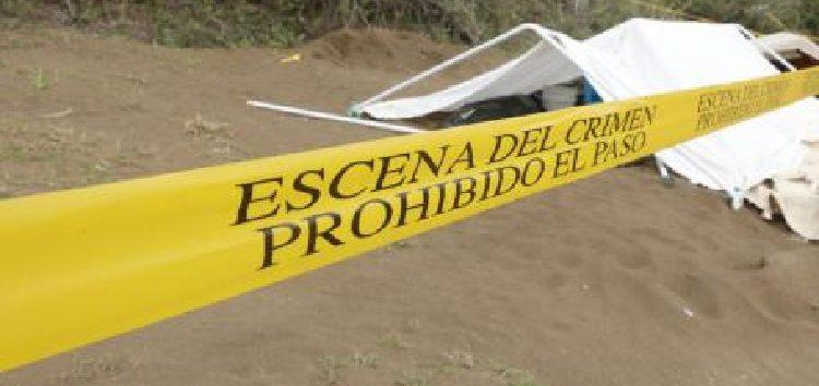 Localizan seis cuerpos y seis cráneos en fosas de Guerrero