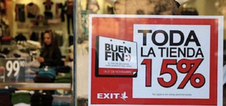 """Más de 500 empresas de la región listas para el """"Buen Fin"""""""