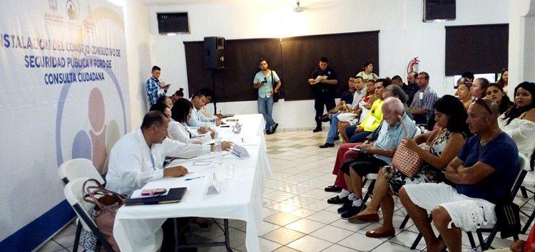 Ciudadanos de Bahía piden conformar programa de vecinos vigilantes