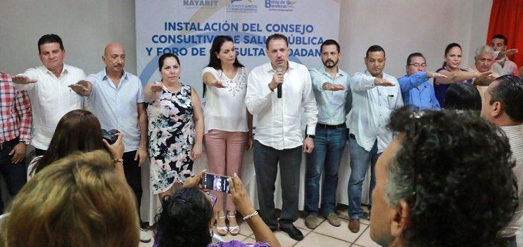 Reto de todos, garantizar la Salud de nuestra gente: Jaime Cuevas