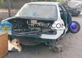 Proliferan vehículos abandonados en Bahía de Banderas