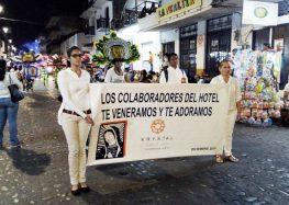 Culminan Fiestas Guadalupanas 2017 en Puerto Vallarta Más de 250 Peregrinaciones