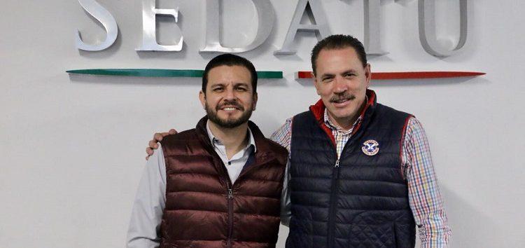 Gestiona Jaime Cuevas más programas federales para Bahía