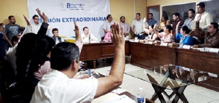 Ratifican a titulares de nuevas direcciones en Bahía; ya tomaron protesta