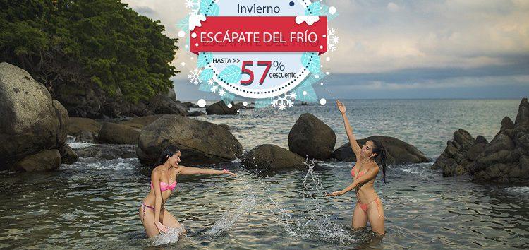 ¡Escápate del frío en la Riviera Nayarit!