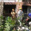 Vivienda quedó inhabitable, tras voraz  incendio en San José