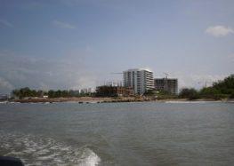 Espigones destrozan las playas de la Bahía: investigador