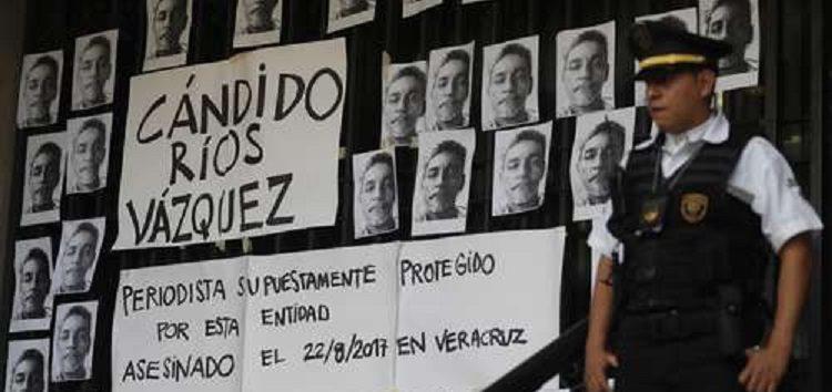 Periodistas perseguidos se aferran al trabajo porque el exilio es el que mata