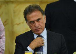 Javier Duarte exige a la PGR reactivar denuncia contra Miguel Ángel Yunes por enriquecimiento ilícito