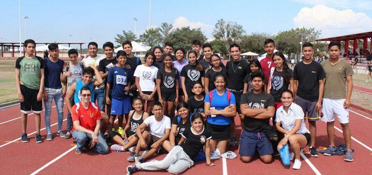 Excelentes resultados de Bahía en atletismo y  basquetbol