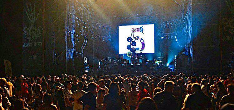 Vibran al ritmo del Jungle Live! en el Festival Sayulita 2018