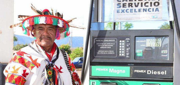 Abren en Nayarit primera gasolinera del país con capital de pobladores