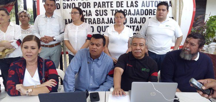 Reitera UTBB es ilegal huelga de académicos y administrativos