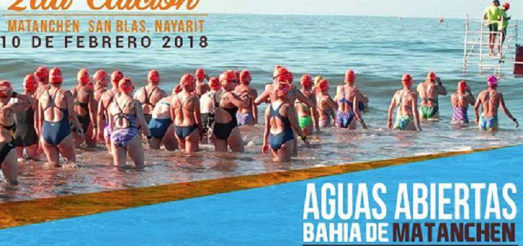 2do. Aguas Abiertas Bahía de Matanchén en la Riviera Nayarit