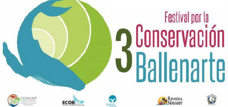 3er. Festival por la Conservación Ballenarte en la Bahía de Banderas