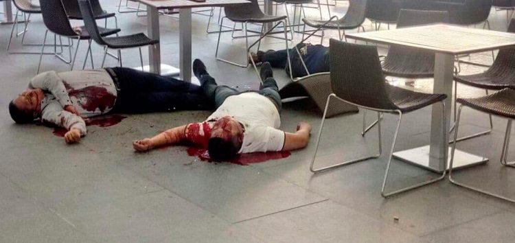 Balacera en una plaza comercial deja tres muertos y un herido en Querétaro