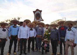 Concluyen Fiestas Patronales de San José del Valle en paz y orden