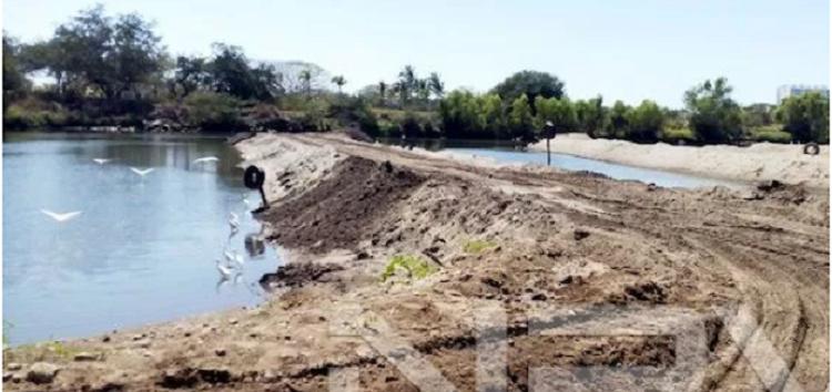 """Denuncian vecinos: """"Vidanta sobreexplota material pétreo del Ameca"""