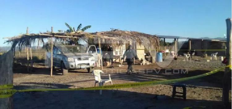Balacera en Bahía: un herido de bala, un lesionado y vehículo asegurado