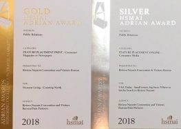 Obtiene Riviera Nayarit 4 HSMAI Adrian Awards 2018