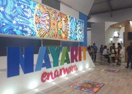 Riviera Nayarit enamora en el Tianguis Turístico 2018