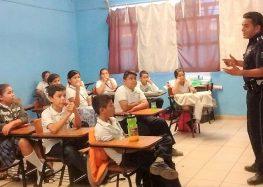 Prevención del Delito multiplica alumnos conscientes de su seguridad