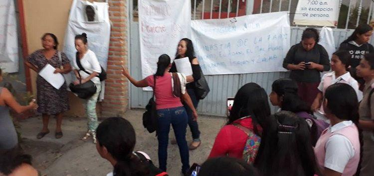 Cesan a director de secundaria de Bucerías, por presunto agravio sexual a alumnas