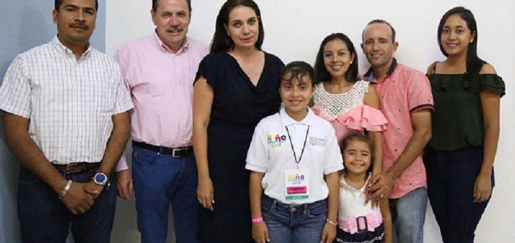 Ximena: fruto de una integración familiar, escolar y social