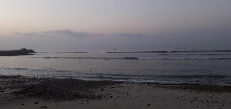 Marea baja visible en playas de Puerto Vallarta hasta Sayulita