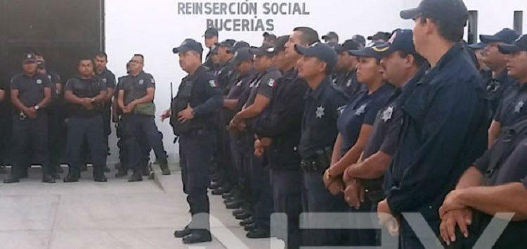 Anuncian mejora salarial, laboral y seguro de vida a policías de Bahía
