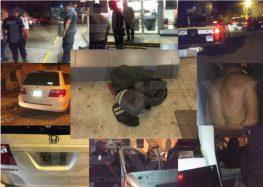 """""""Levantón"""" en Valle Dorado; policías detienen a un sujeto"""