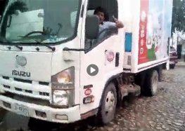 Repartidores, igual de irresponsables al manejar como camioneros y taxistas