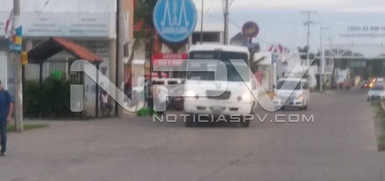 Operativo contra taxistas en San Vicente