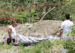 Hallan cadáver putrefacto por la carretera a Punta Mita