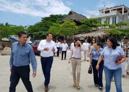 Avanza IMPLAN de Bahía en la Declaratoria de Desarrollo Turístico Sustentable