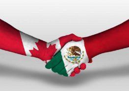 Reafirman México y Canadá rechazo a gravar automóviles