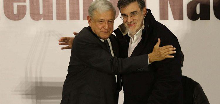 AMLO propone a Julio Scherer Ibarra como Consejero Jurídico de la Presidencia