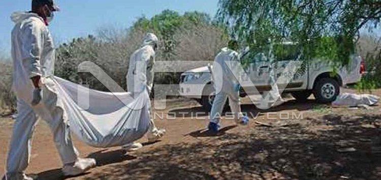 Identificaron un cuerpo de  fosas halladas en Xalisco