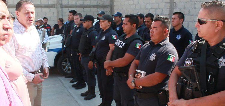 Renuncian director y subdirector de la policía en Bahía
