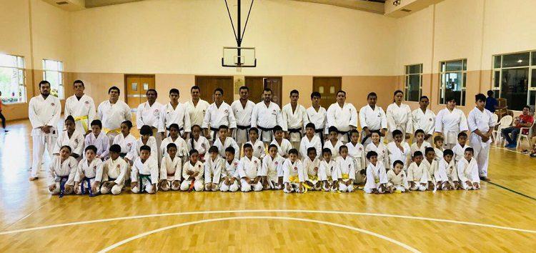 Todo listo para el 1er. Open Karate Tournament Riviera Nayarit