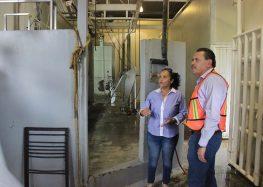 Supervisa Jaime Cuevas trabajo de las Dependencias Municipales