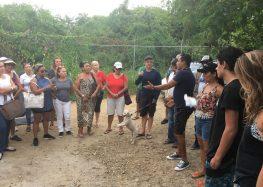 """Ambientalistas se suman al plantón por el cierre de """"La Lancha"""""""