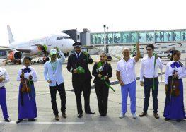 Aterriza Viva Aerobus en PVR-Riviera Nayarit con nuevo vuelo directo desde Puebla